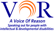 VOR Logo - A Voice of Reason Square more space